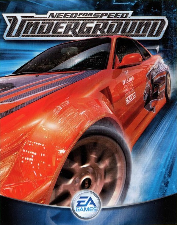 Обложка игры Need for Speed Underground.jpg