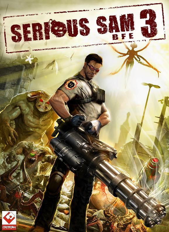скачать Serious Sam 3 Torrent - фото 4