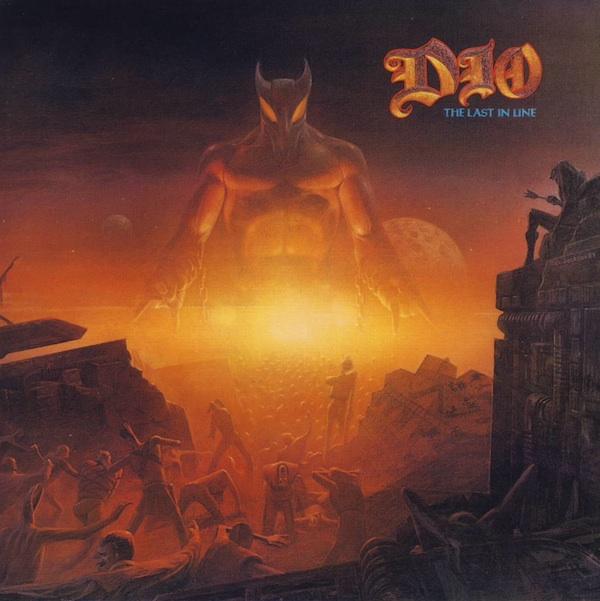 Dio the last in line перевод