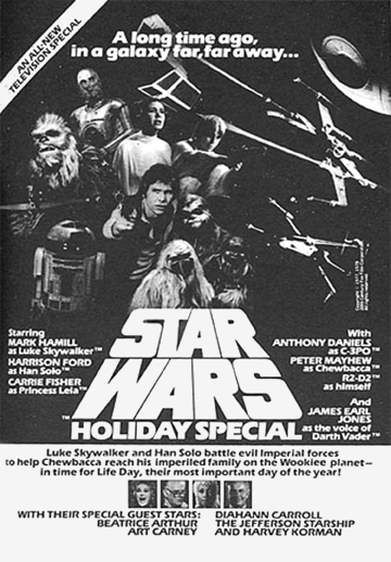 The Star Wars Holiday Special — Википедия