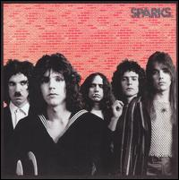 Обложка альбома Sparks «Sparks» (1971)