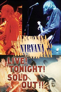 Обложка альбома Nirvana «Live! Tonight! Sold Out!!» (1994)