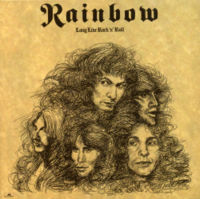 Обложка альбома Rainbow «Long Live Rock 'n' Roll» (1978)