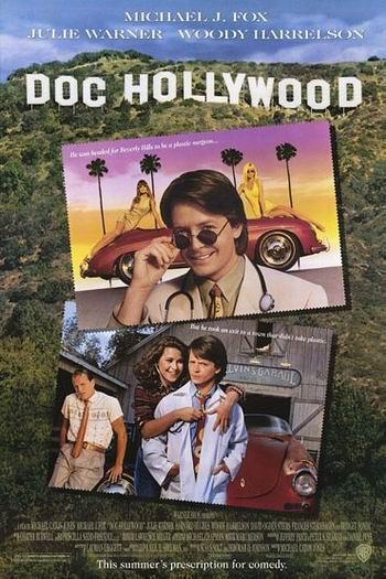 Доктор Голливуд / Doc Hollywood (Майкл Кэйтон-Джонс / Michael Caton-Jones)