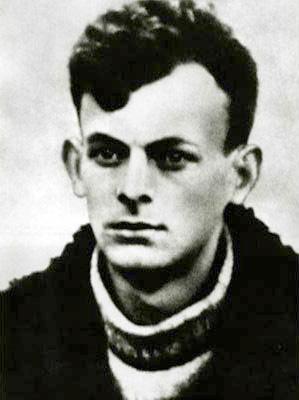 Булат Окуджава, 1944г.