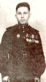 Григорий Булатов - рядовой разведки, первым водрузивший знамя на Рейхстаге Bulatov