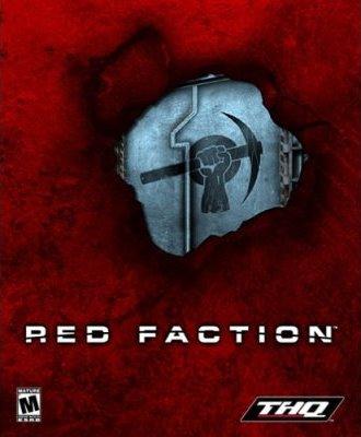 Red Faction / Красная Фракция [Фаргус] [RUS / ENG]