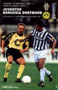 Боруссия ювентус финал 1993