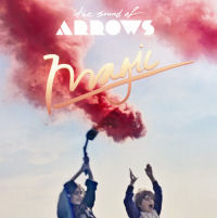 Обложка сингла «Magic» (The Sound of Arrows, 2011)