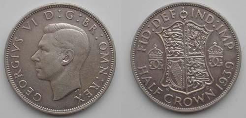Гинея соверен шиллинг монета в лаосе