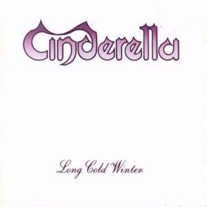 Cinderella long cold winter (vinyl rip) (lossless, hi res 1988.