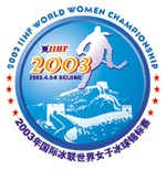2003 IIHF Women's World Ice Hockey Championships logo.jpg
