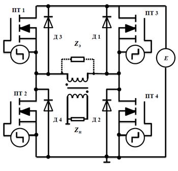 Автономный инвертор напряжения схема фото 32