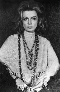 Крючкова Светлана - Биография - Актеры советского и