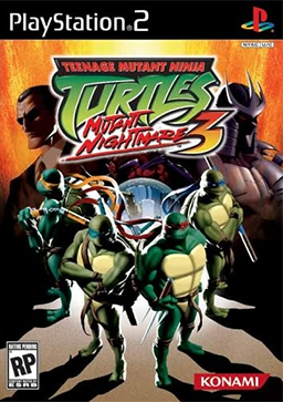 tmnt 3 mutant nightmare скачать игру