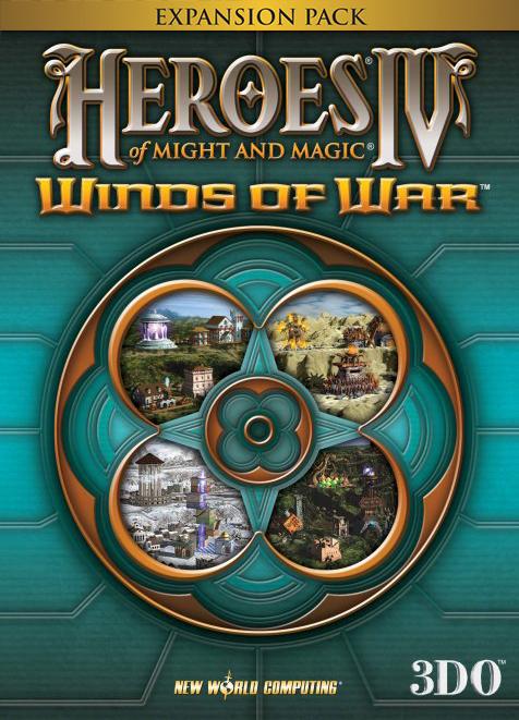 скачать герои 4 вихри войны бесплатно