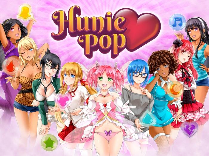 Huniepop Online