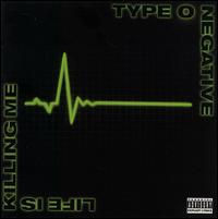 Обложка альбома Type O Negative «Life is Killing Me» (2003)