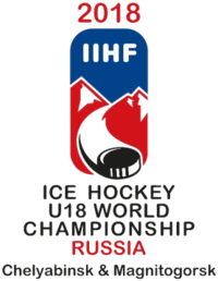 2018 IIHF Ice Hockey U18 World Championship Logo.png