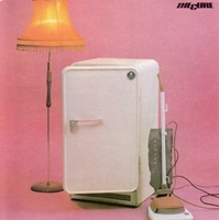 Обложка альбома The Cure «Three Imaginary Boys» (1979)