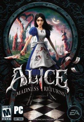 Книга alice madness returns прохождение 4 глава