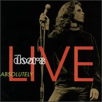 Обложка альбома The Doors «Absolutely Live» (1970)