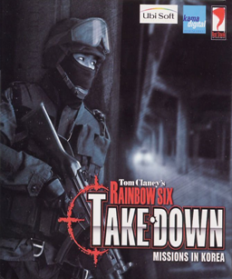 Tom Clancy's Rainbow Six - Take-Down - Missions in Korea Coverart.png
