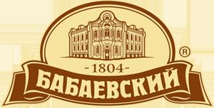 Лого кондитерского концерна Бабаевский
