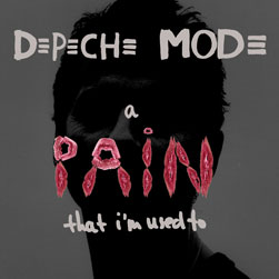 Обложка сингла Depeche Mode «A Pain That I'm Used To» (2005)