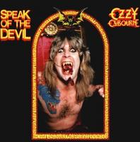 Обложка альбома Ozzy Osbourne «Speak Of The Devil» (1982)