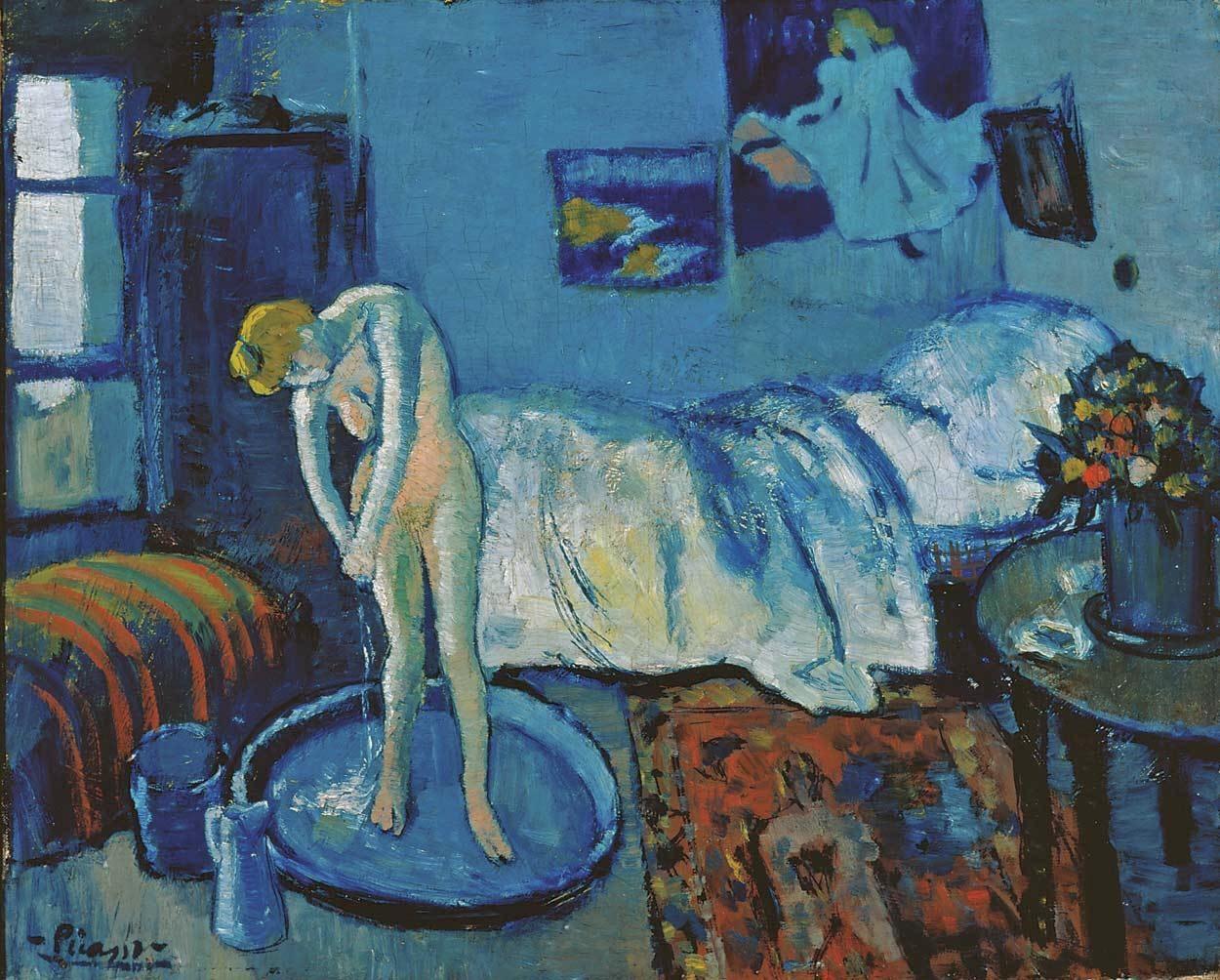 Синяя комната (Пикассо) — Википедия