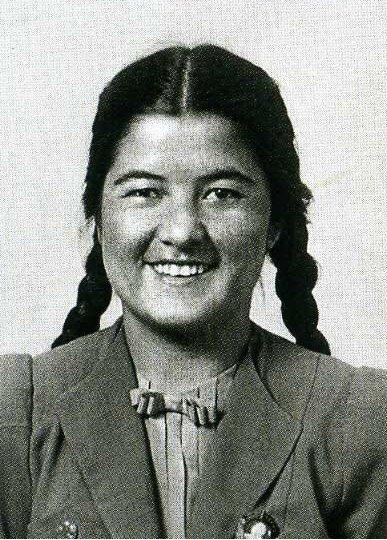 Нахангова, Мамлакат Акбердыевна — Википедия