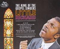 Обложка альбома Литла Ричарда «The King of Gospel Singers» (1962)