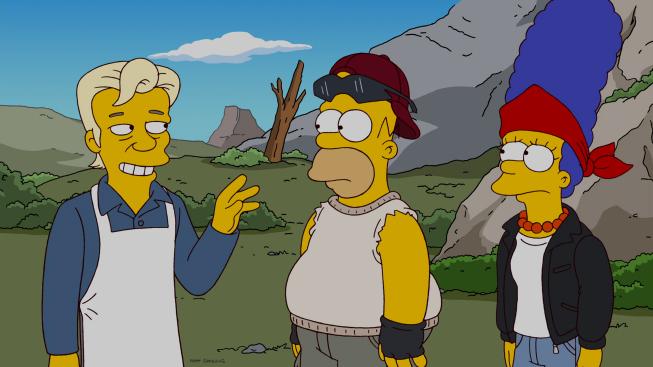 Барт и марш занимаются сксом фото 175-514