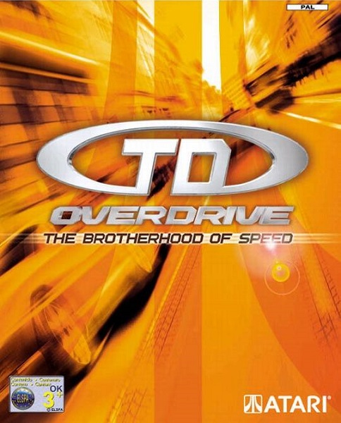 TD Overdrive The Brotherhood of Speed Coverart.jpg