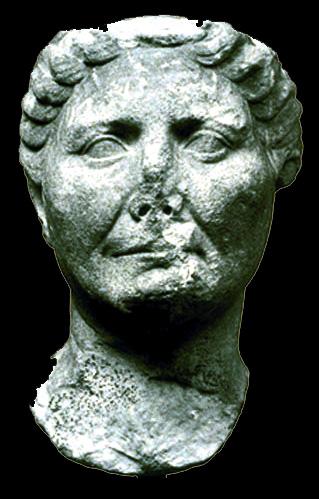 Атия Бальба Цезония — Википедия Трое Детей