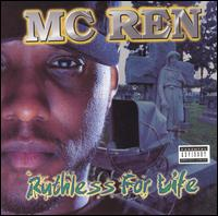 Обложка альбома MC Ren «Ruthless for Life» (1998)