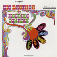 Обложка альбома Big Brother & the Holding Company «Big Brother & the Holding Company» (1967)