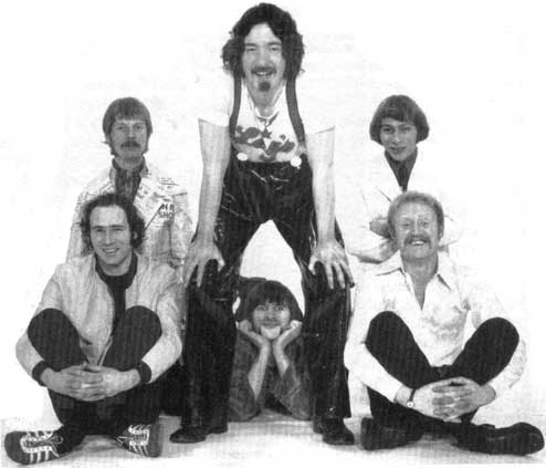 Bonzo Dog Doo Dah Band Ali Baba S Camel