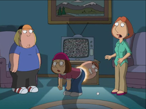 Family guy movie theater episode vii