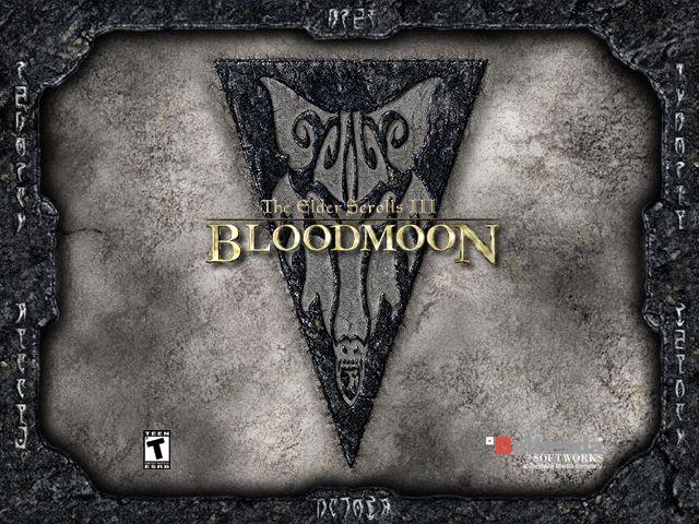 The Elder Scrools III: Morrowind TES3_-_Bloodmoon