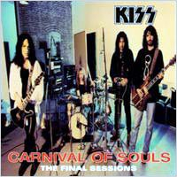 Обложка альбома Kiss «Carnival of Souls: The Final Sessions» (1997)