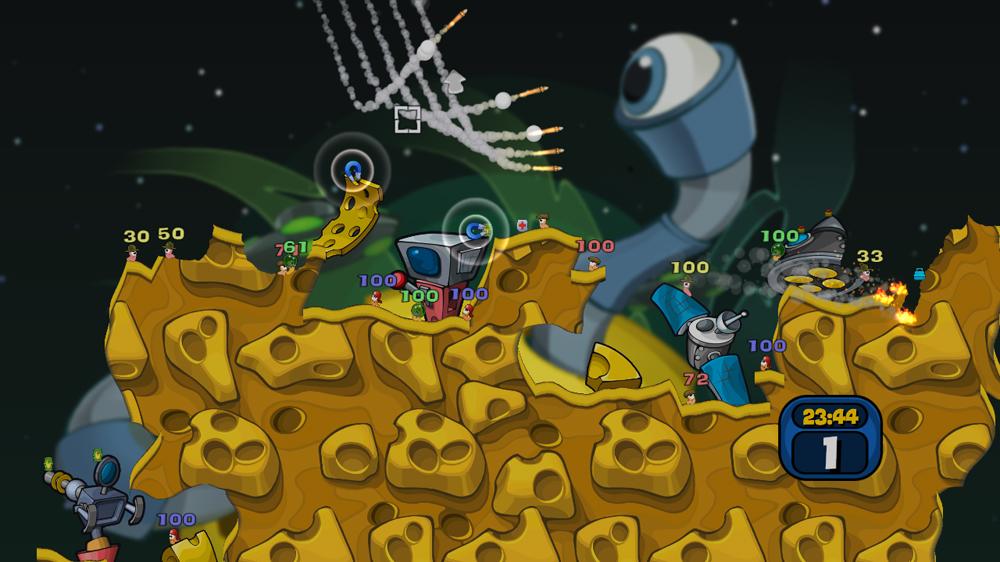 Скачать бесплатно worms 2 armageddon android — забава-приме.
