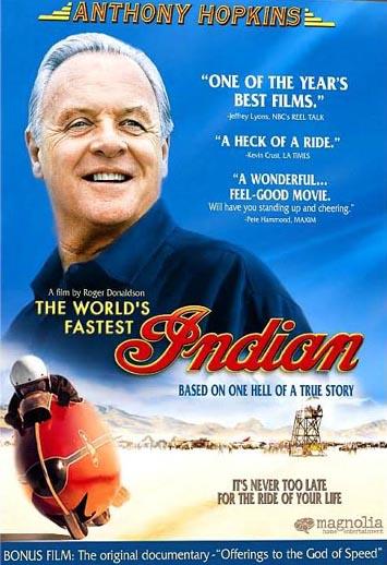 Файл:Постер фильма Самый быстрый Индиан.jpg