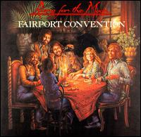 Обложка альбома Fairport Convention «Rising for the Moon» (1975)