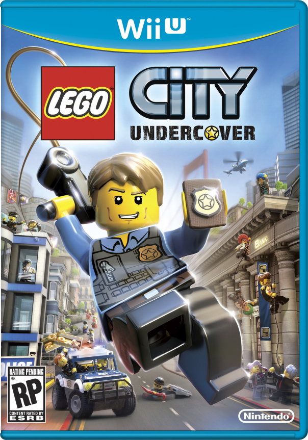 Lego city online games