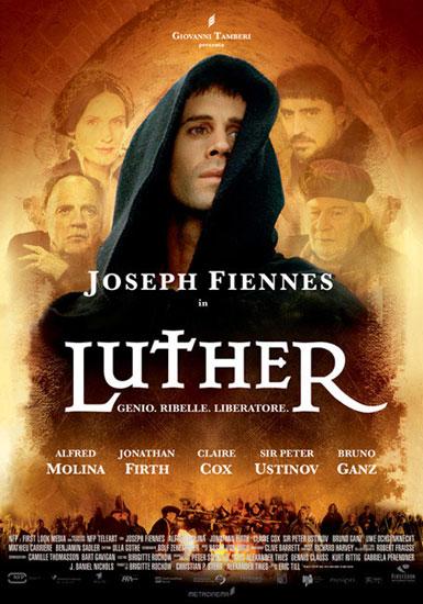 Лютер (Эрик Тилл, 2003) Luther2003FilmPoster