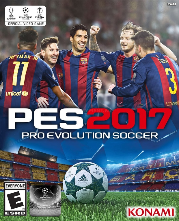 Pro Evolution Soccer 2017-SMoKE