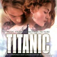 Обложка альбома Джеймс Хорнер «Titanic: Music from the Motion Picture» ()