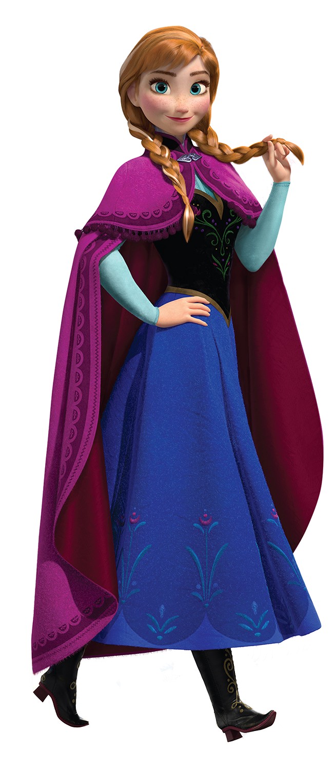 Anna pictures of frozen from